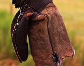 Fallen Cowboy, 8 x 10 Photograph