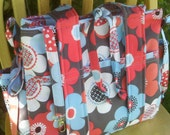 CUSTOM MADE Bijou Diaper Bag - made from your own fabric