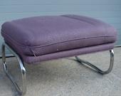Purple Pace Ottoman