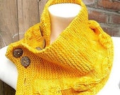 Esperanza cowl Original knitting Pattern