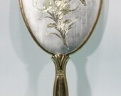 Antique Gold Vanity Mirror