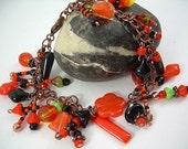 Halloween Fun Charm Bracelet