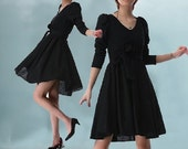 long sleeves dress NO1