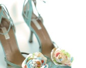 A Flowery Bloom- Shoe Clips