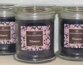 Plumeria Organic Soy Candle