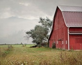 B1G1  FREE SALE - This Old Barn - 8x10 Fine Art Photography Print