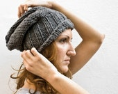 Chunky hat in Grey