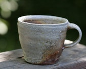 Woodfired Mug, Rustic