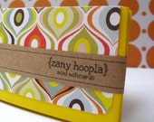 Mini Notecard Set Groovy