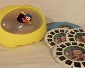 Retro Disney's JoJo's Circus View-Master
