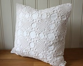 winter garden -pillow cover, no. 5