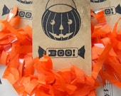 Pumpkin Tags...set of 6