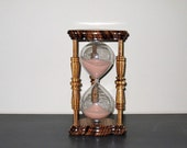 Zebrawood Hourglass