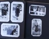 1940s Photo Album Full of Photographs