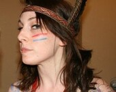 THE NATIVE - Custom Headband