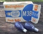 Westinghouse Flash Bulbs M3B
