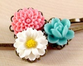 Sweet Daisy May. Hair Pins