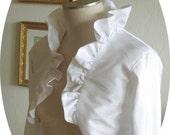 Basilica Bridal Bolero - Long Sleeved
