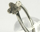 CUTE FLOWER - Sterling Silver Ring