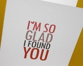Funny Love Card for Humorous Adults on Valentine's, Anniversary, Any Reason / You, Not Jesus (CLV-H001)