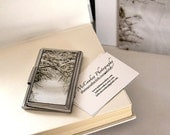 Path to Narnia - Photograph Business Card Holder