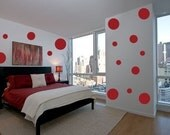Circle Pack 2 - Interior Wall Vinyl Decal, Graphic, Sticker, Art