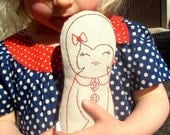 Linen Doll - Chloe - Made to order