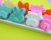 Surprise Animal Soaps for Kids
