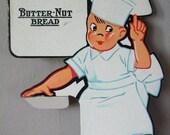 Vintage Butternut Bread Baker Store Display