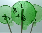 The Green Faerie - Absinthe Lollipop