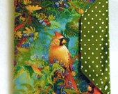 Yard Birds Leaves Kindle, Nook, or IPAD Cover