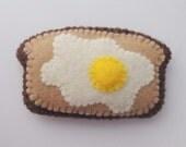 Egg on Toast Magnet