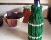 Eagles / Jets Bottle Cozy