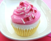 Sweetheart Cupcake Soap