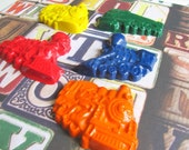 All Aboard -- Color Creations -- Set of 5 Trains