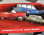 Handmade Classic Chevy Car Stuffed Toys