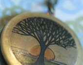 Tree of life Locket