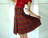 Scottish Tartan Kilt