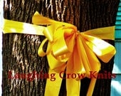 Photography Digital Tie A Yellow Ribbon/ Tree With Yellow Ribbon/ Nature