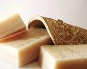 Almond Olive Oil Soap Bar (Vegan Friendly)