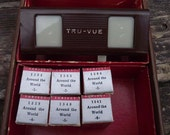 Tru Vue Viewer Set with 6 Filmstrips
