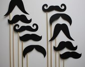 Mustache on a Stick - The All Stache Pack