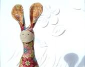 Plush Bunny cuddly - Lily