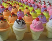 Ice Cream Cone Bath Bombs 12
