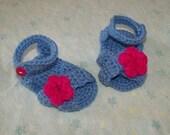 Crochet Sandles