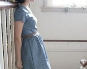 fitted vintage inspired dress