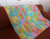 Butterfly Print Quilt