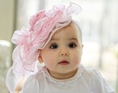 Girly Girl Soft Ruffled Hat- CUSTOM ORDER