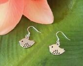 Sweet Baby Bird Earrings