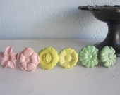 Sweet Floral Drawer knobs